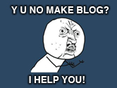Learn to Blog!