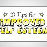 10 tips to improve self esteem