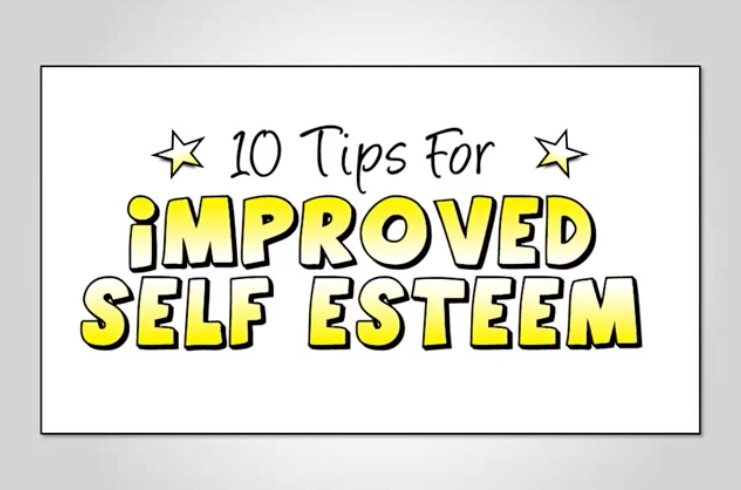 Tips for improving self confidence